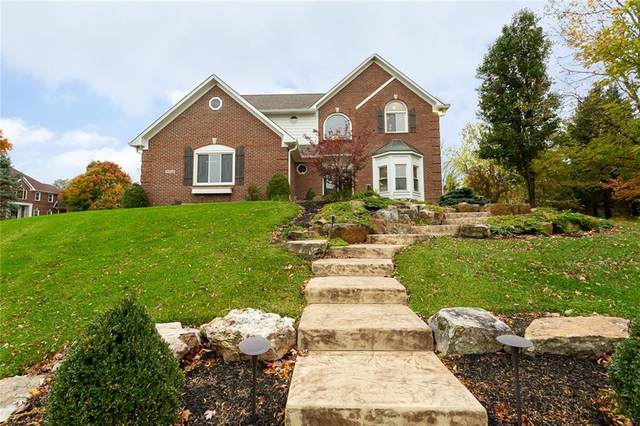 10715 Hamilton Pass, Fishers, IN 46037 (MLS #21746954) :: Corbett & Company