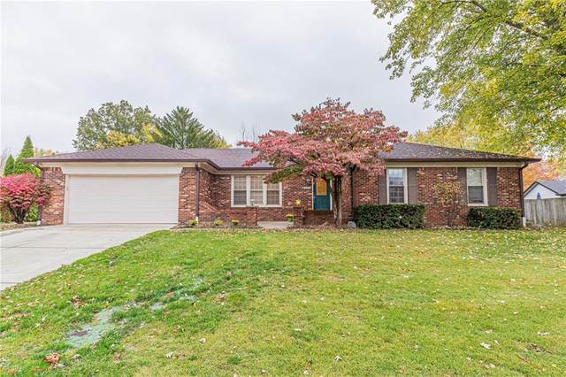 8802 Cheltenham Road, Indianapolis, IN 46256 (MLS #21746965) :: The ORR Home Selling Team