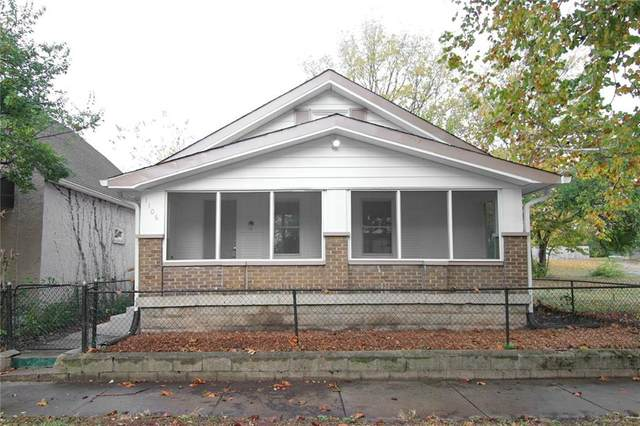 1106 N Belmont Avenue, Indianapolis, IN 46222 (MLS #21746967) :: Your Journey Team