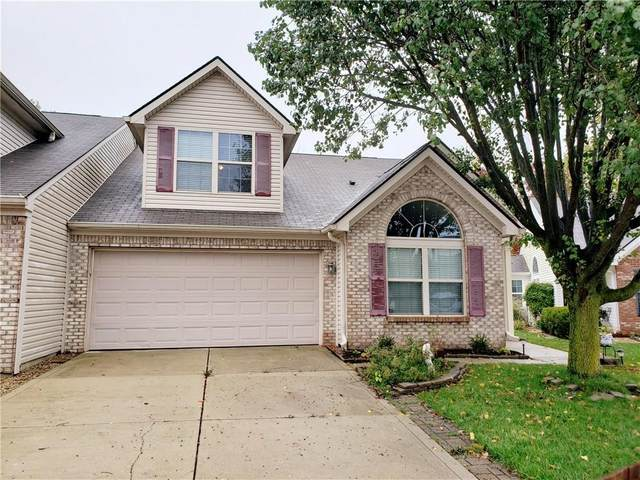 2817 Rylee Court, Greenwood, IN 46143 (MLS #21746983) :: Realty ONE Group Dream