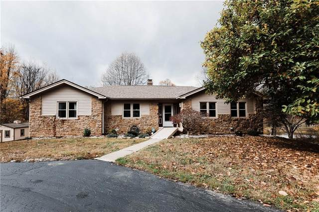70 Lewis Place, Martinsville, IN 46151 (MLS #21746991) :: Your Journey Team