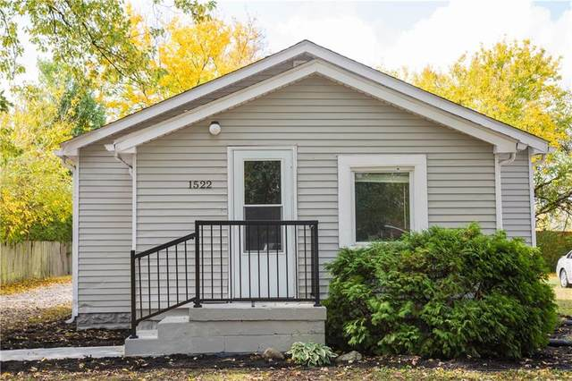 1522 S Norfolk Street, Indianapolis, IN 46241 (MLS #21747006) :: Anthony Robinson & AMR Real Estate Group LLC