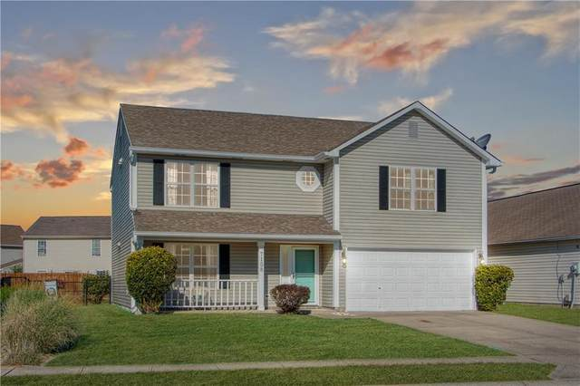 7158 Harness Lakes Drive, Indianapolis, IN 46217 (MLS #21747009) :: Mike Price Realty Team - RE/MAX Centerstone