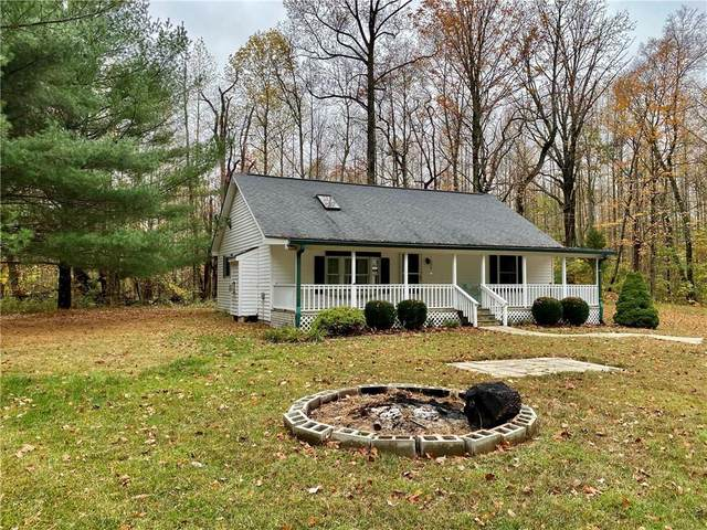 8967 Old Haggard Road, Morgantown, IN 46160 (MLS #21747011) :: The Indy Property Source