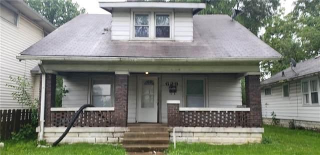 629 N Grant Avenue #0, Indianapolis, IN 46201 (MLS #21747013) :: Richwine Elite Group