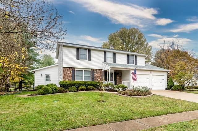 5246 Sherwood Court, Carmel, IN 46033 (MLS #21747018) :: The ORR Home Selling Team