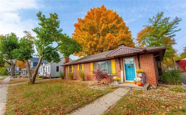 114 W Water Street, Pendleton, IN 46064 (MLS #21747020) :: RE/MAX Legacy