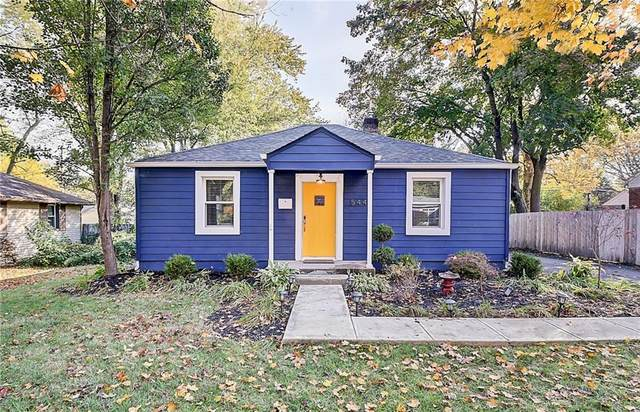 5449 Crestview Avenue, Indianapolis, IN 46220 (MLS #21747021) :: Heard Real Estate Team | eXp Realty, LLC