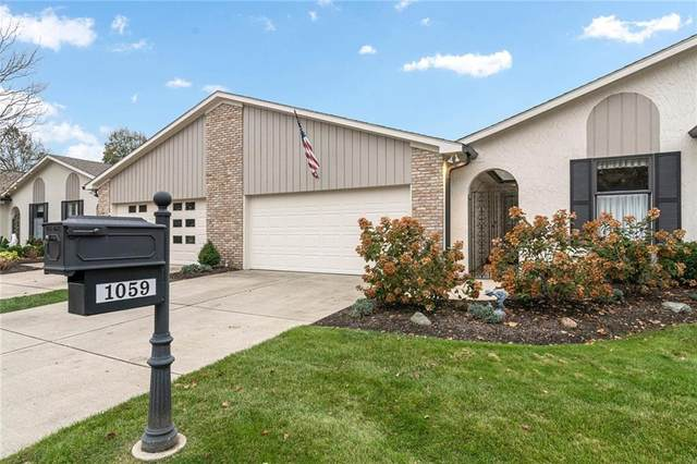 1059 Carters Grove, Indianapolis, IN 46260 (MLS #21747023) :: Ferris Property Group