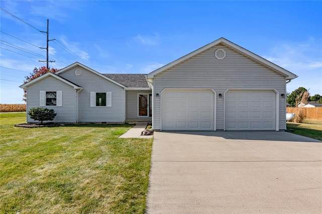 504 S Maryland Street, Parker City, IN 47368 (MLS #21747027) :: The ORR Home Selling Team