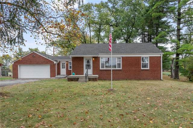 2289 S County Road 1050 E, Indianapolis, IN 46231 (MLS #21747030) :: Corbett & Company