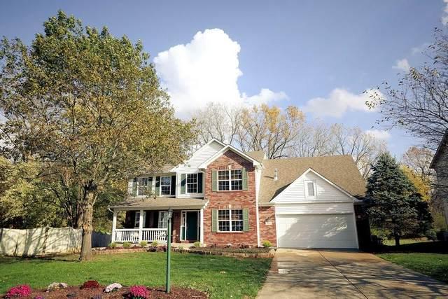 2627 Cressmoor Circle, Indianapolis, IN 46234 (MLS #21747038) :: Richwine Elite Group