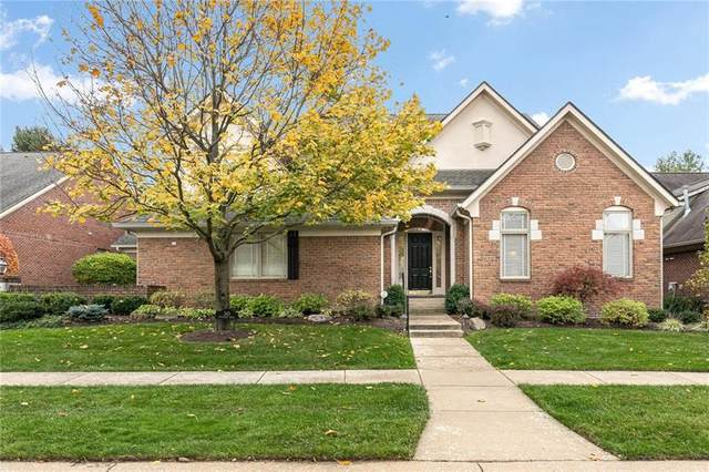 343 Millridge Drive, Carmel, IN 46290 (MLS #21747039) :: Ferris Property Group