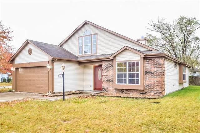 161 Tracy Ridge Boulevard, New Whiteland, IN 46184 (MLS #21747051) :: AR/haus Group Realty