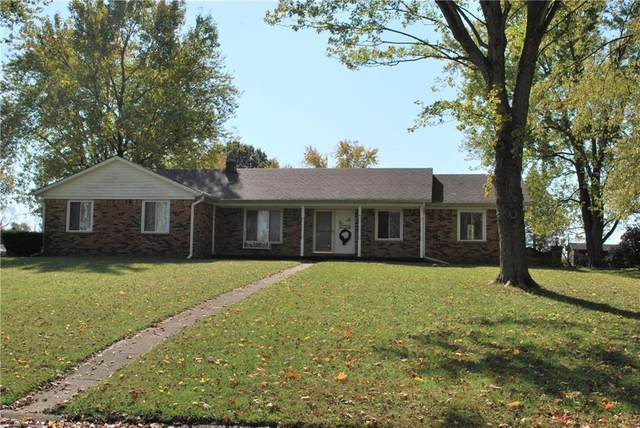 3113 W Sharon Drive, Greenfield, IN 46140 (MLS #21747060) :: The ORR Home Selling Team