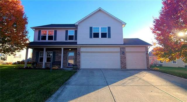 7517 Wildcat Run Lane, Indianapolis, IN 46239 (MLS #21747061) :: The ORR Home Selling Team