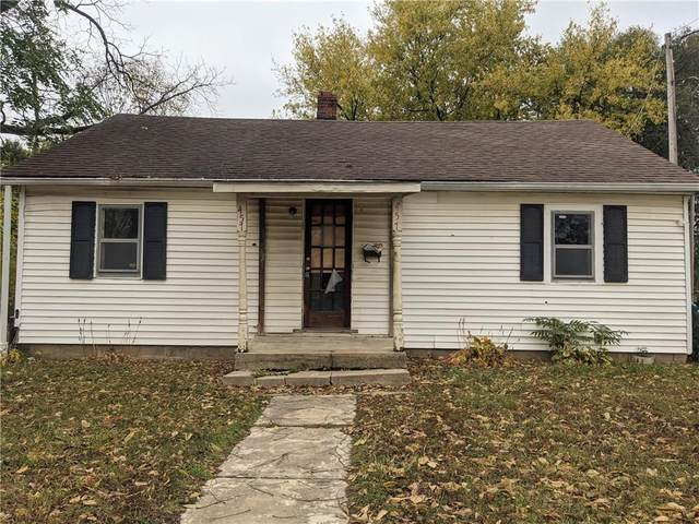 457 S 14th Street, Noblesville, IN 46060 (MLS #21747066) :: AR/haus Group Realty