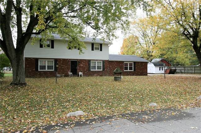 115 Magnolia Drive, Anderson, IN 46012 (MLS #21747067) :: AR/haus Group Realty