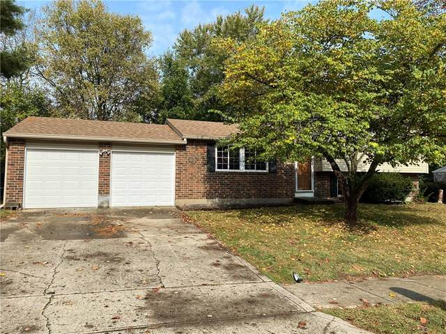 3436 Pinetop Drive, Indianapolis, IN 46227 (MLS #21747073) :: Richwine Elite Group