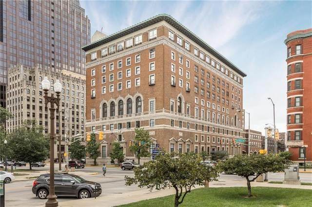 350 N Meridian Street #410, Indianapolis, IN 46204 (MLS #21747080) :: Ferris Property Group