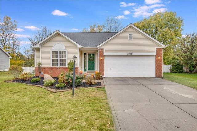 7932 Turkel Drive, Fishers, IN 46038 (MLS #21747086) :: AR/haus Group Realty