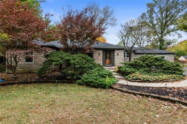 6423 Rockville Road, Indianapolis, IN 46214 (MLS #21747103) :: The ORR Home Selling Team