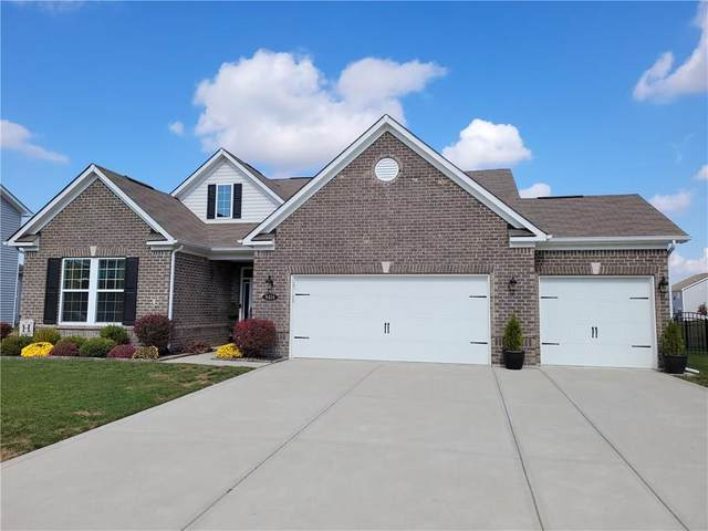 8414 Denver Drive, Avon, IN 46123 (MLS #21747107) :: The ORR Home Selling Team