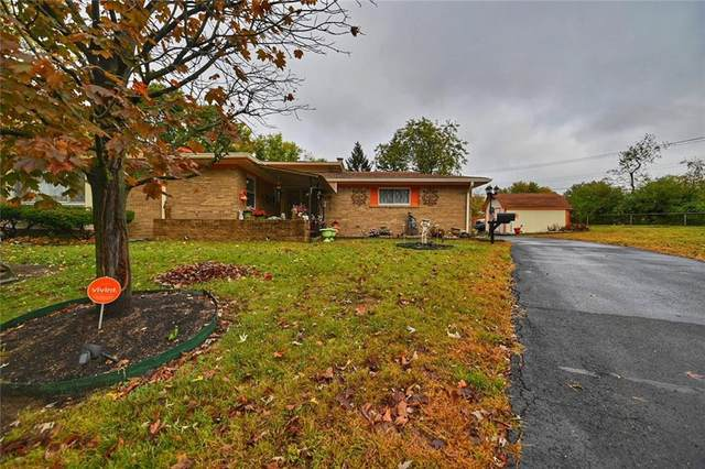 5513 Leone Court, Indianapolis, IN 46226 (MLS #21747112) :: Anthony Robinson & AMR Real Estate Group LLC