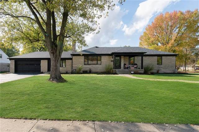 2951 E 62ND Street, Indianapolis, IN 46220 (MLS #21747118) :: Mike Price Realty Team - RE/MAX Centerstone