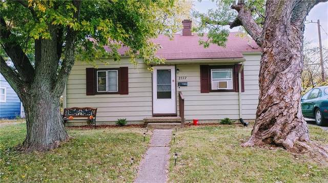 2337 Saint Paul, Indianapolis, IN 46203 (MLS #21747119) :: Realty ONE Group Dream
