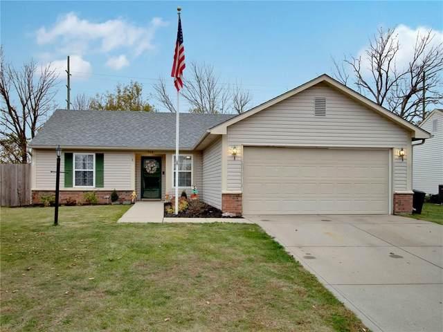 310 Lockerbie Lane, Pittsboro, IN 46167 (MLS #21747121) :: The ORR Home Selling Team