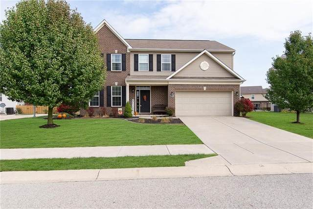 1432 Hession Drive, Brownsburg, IN 46112 (MLS #21747129) :: The ORR Home Selling Team