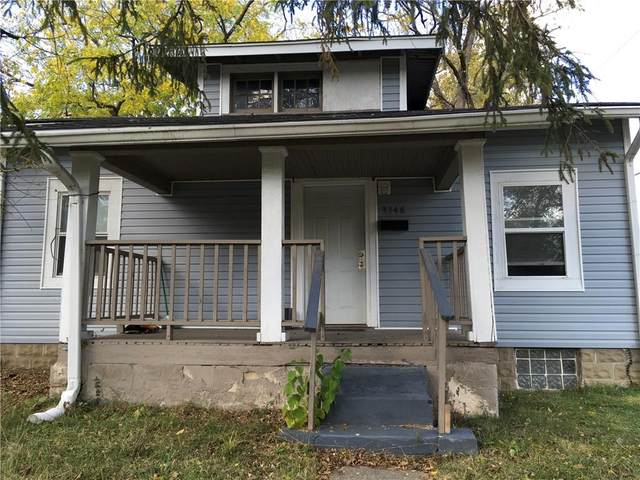 3348 E 20th Street, Indianapolis, IN 46218 (MLS #21747164) :: AR/haus Group Realty