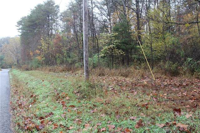 Lot 3 Bear Wallow Hill Road, Nashville, IN 47448 (MLS #21747166) :: Heard Real Estate Team | eXp Realty, LLC