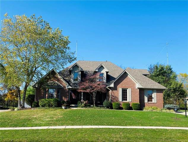 7824 Ashtree Drive, Indianapolis, IN 46259 (MLS #21747169) :: Mike Price Realty Team - RE/MAX Centerstone