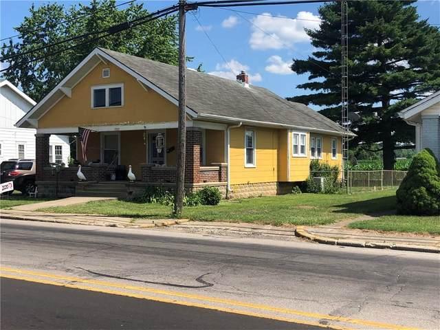 1327 E 5th Street, Connersville, IN 47331 (MLS #21747173) :: Corbett & Company