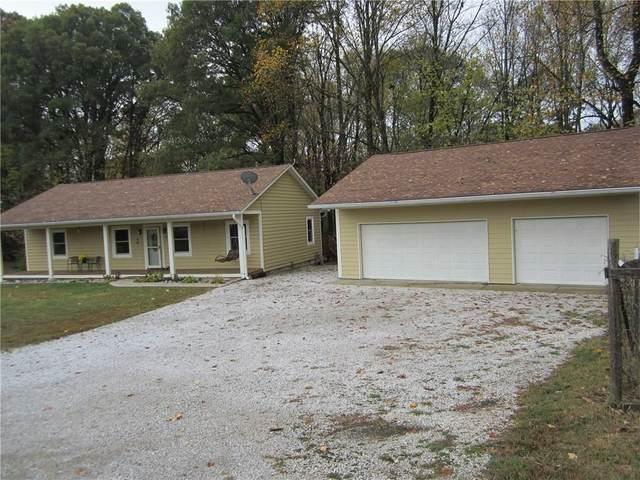 407 Jefferson Valley Drive, Coatesville, IN 46121 (MLS #21747176) :: Heard Real Estate Team | eXp Realty, LLC