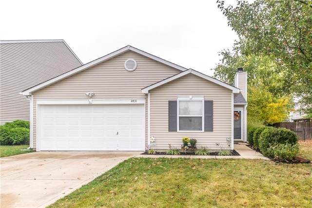 2831 Everbloom Place, Indianapolis, IN 46217 (MLS #21747180) :: The ORR Home Selling Team
