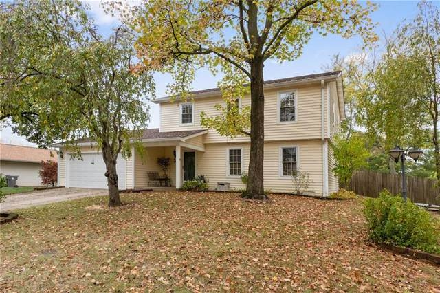 826 Bitter Bark Lane, Indianapolis, IN 46227 (MLS #21747181) :: AR/haus Group Realty