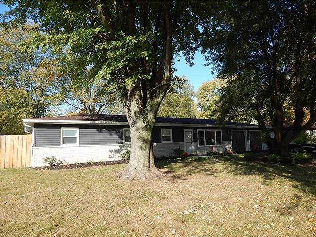 1134 N County Road 900 E, Avon, IN 46123 (MLS #21747191) :: The ORR Home Selling Team