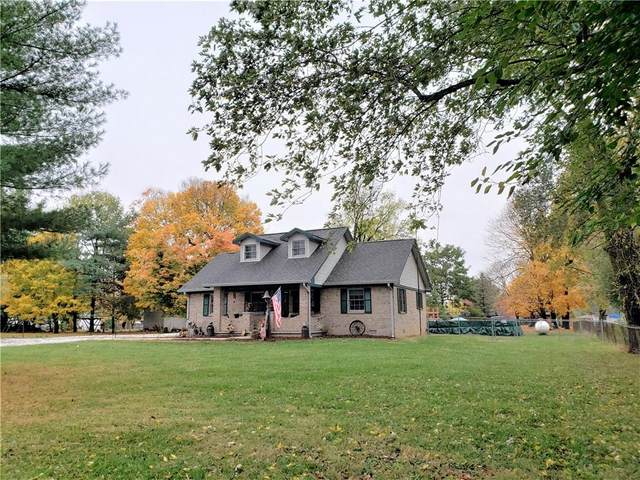 1261 E Marion Mulberry Street, Shelbyville, IN 46176 (MLS #21747198) :: Corbett & Company