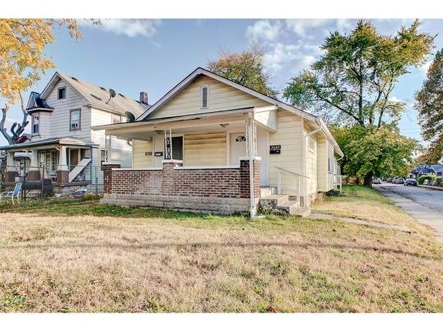 2025 Southeastern Avenue, Indianapolis, IN 46201 (MLS #21747199) :: The Evelo Team