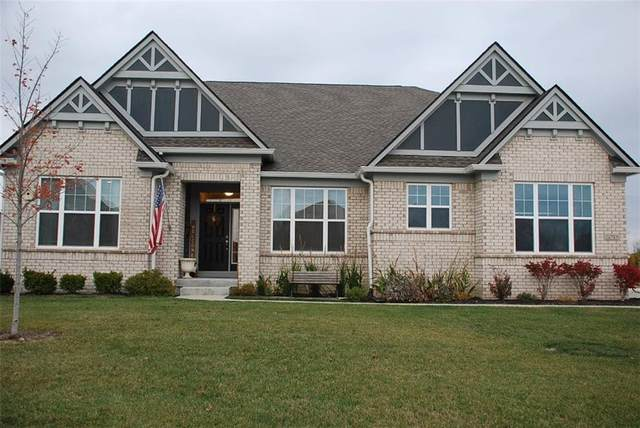 16785 Cabrillio Court, Westfield, IN 46074 (MLS #21748199) :: Mike Price Realty Team - RE/MAX Centerstone