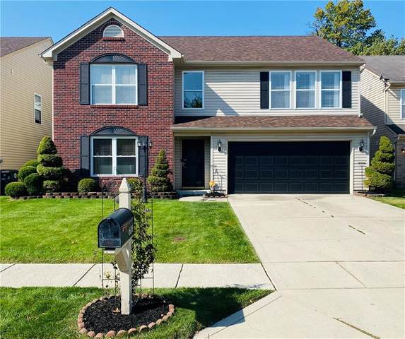 6076 Bannister Court, Indianapolis, IN 46236 (MLS #21748202) :: Richwine Elite Group