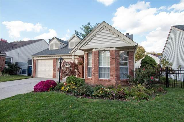 6808 Colony Pointe South Drive, Indianapolis, IN 46250 (MLS #21748207) :: Richwine Elite Group