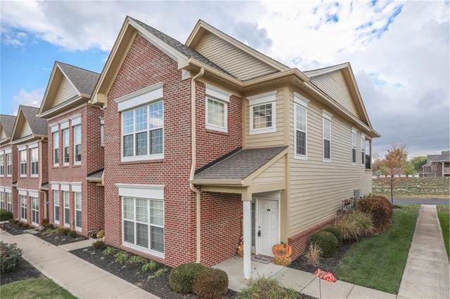 1626 Lacebark Drive F, Greenwood, IN 46143 (MLS #21748209) :: Anthony Robinson & AMR Real Estate Group LLC