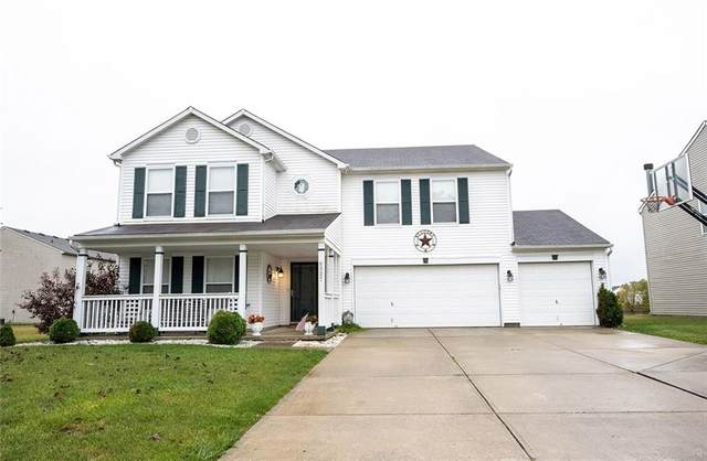 6527 Front Point Drive, Indianapolis, IN 46237 (MLS #21748215) :: Your Journey Team