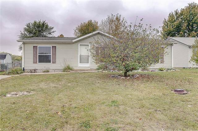 87 Inman Drive, Ingalls, IN 46048 (MLS #21748220) :: The ORR Home Selling Team