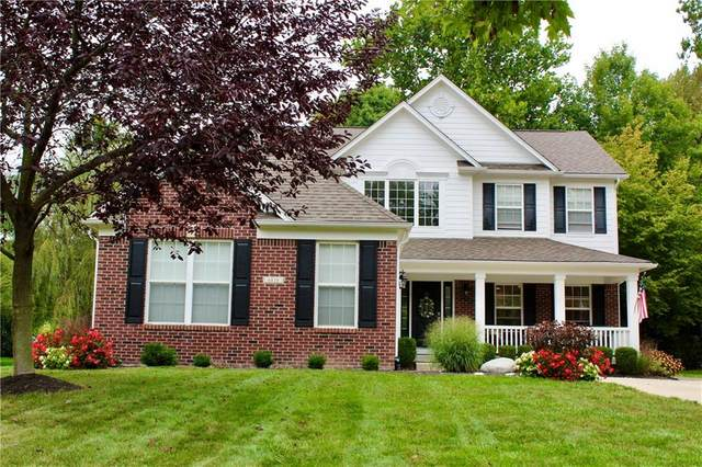 6838 Woodhaven Place, Zionsville, IN 46077 (MLS #21748225) :: AR/haus Group Realty