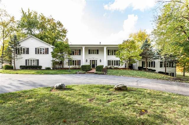 5017 E 146th Street, Noblesville, IN 46062 (MLS #21748234) :: Your Journey Team